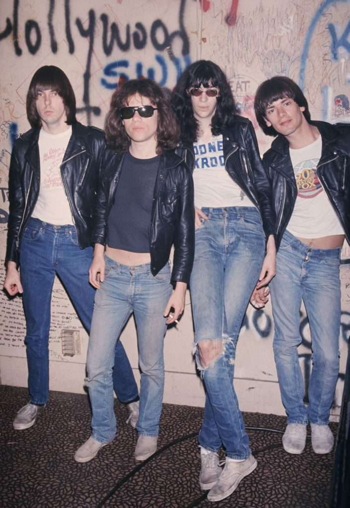 The Surprising Homoerotic Roots of The Ramone's Style